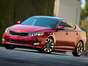 2013 Kia Optima Turbo USA