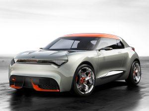 Kia Provoke Coupe Concept 2013