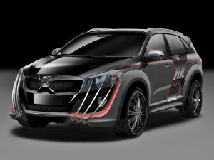 2014 Kia Sorento X-Men X Car