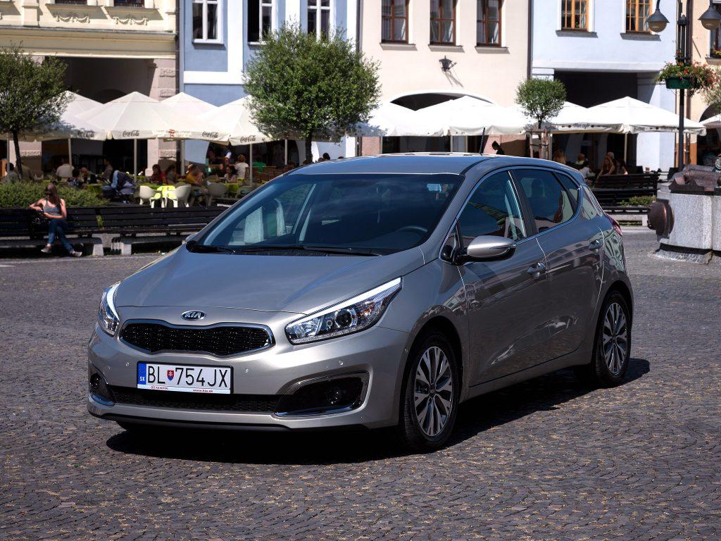 2015 Kia Ceed Ecodynamics