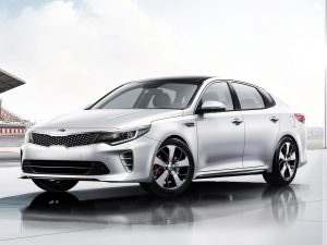 2016 Kia Optima Sports Wagon GT