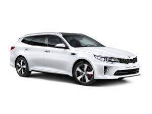 Kia Optima Sports wagon GT 2016