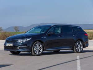 2016 Kia Optima Sports wagon
