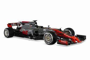 Haas VF-17 2017