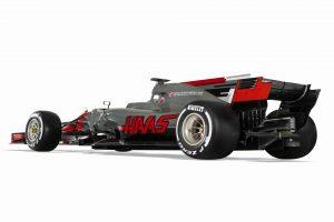 2017 Haas VF-17