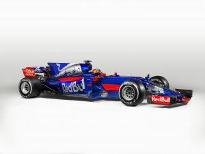 2017 Toro Rosso STR12