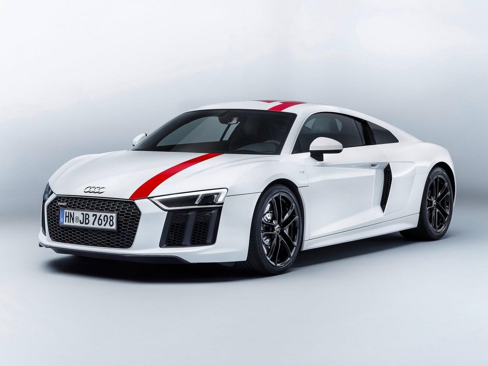 Audi R8 V10 RWS 2018 – La voiture de sport Audi à propulsion arrière
