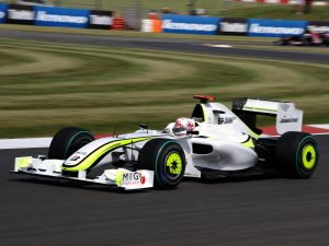 Brawn GP Mercedes V8 BGP 001 2009