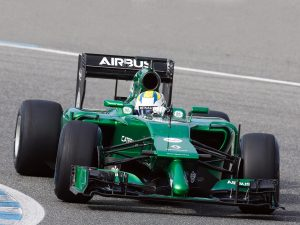 2014 Caterham F1 Team CT05