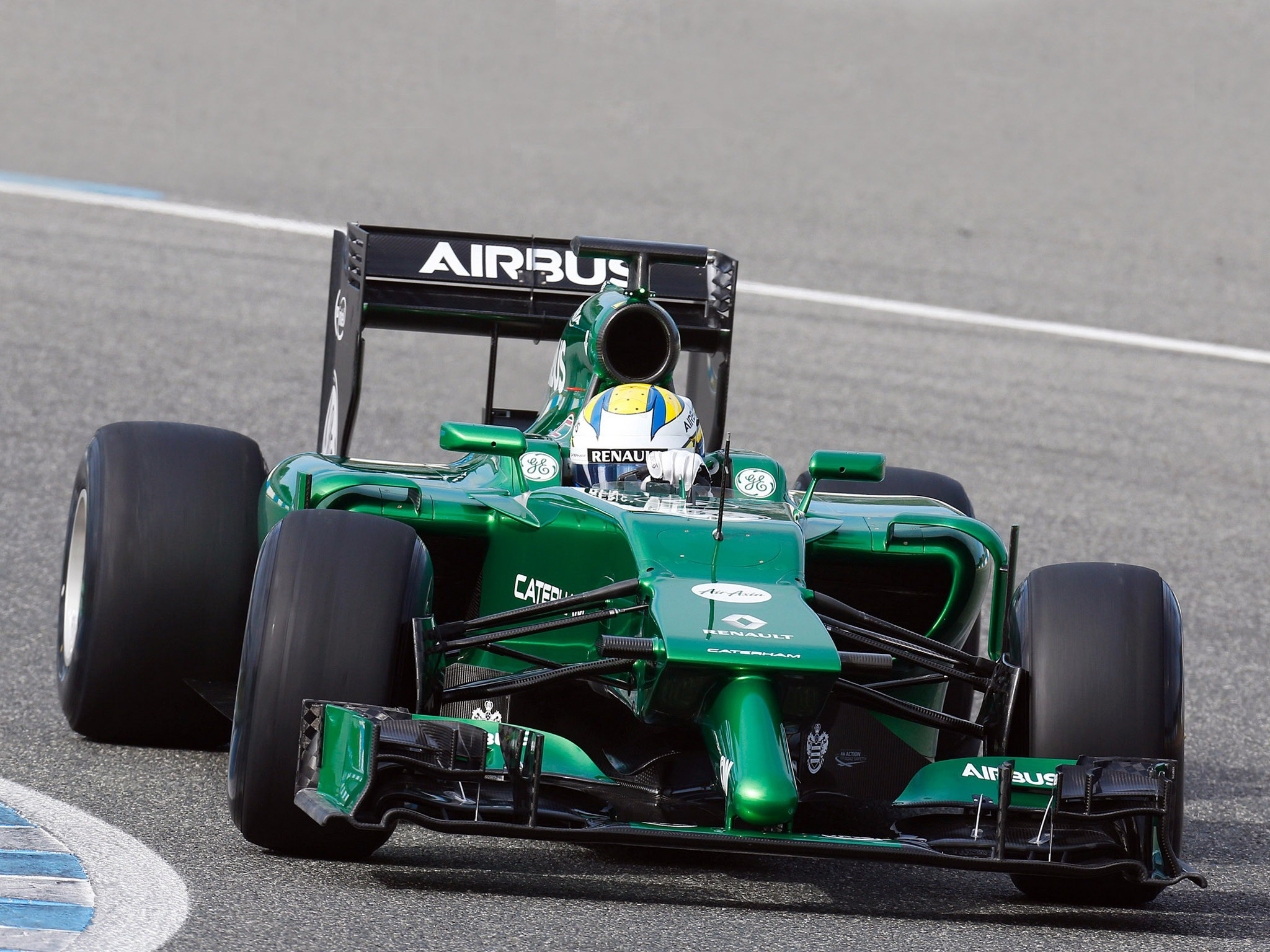 Caterham F1 Team CT05 2014