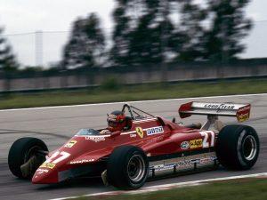 Ferrari 126 C2 V6 Turbo 1982
