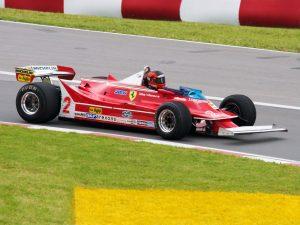 Ferrari 312 F12 T5 F1 1980