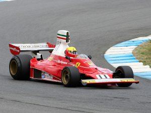 Ferrari 312T F12 F1 1975