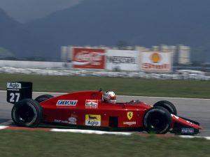 Ferrari 640 V12 F1 1989