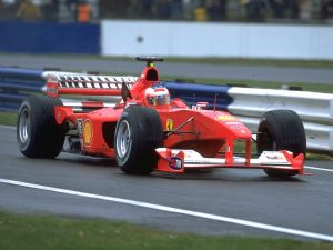 Ferrari F1 2000 V10 F1 2000