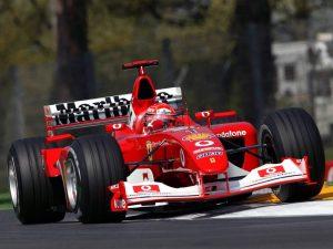 Ferrari F2003 GA V10 2003