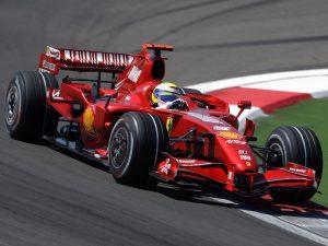 2007 Ferrari F2007 V8