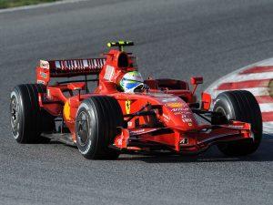 Ferrari F2008 V8 2008