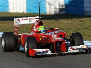 Ferrari F2012 V8 2012