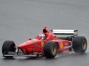 1996 Ferrari F310 V10