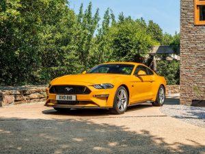 Ford Mustang GT EU Version 2018