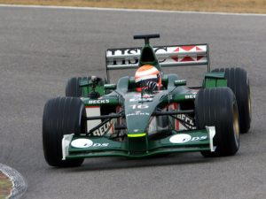 Jaguar Racing Cosworth V10 2001