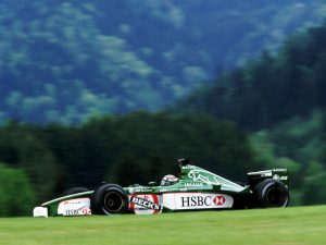 Jaguar Racing Cosworth V10 R4 2003