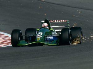 1991 Jordan GP Ford V8 191