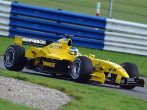 Jordan Grand Prix Ford Cosworth V10 EJ14 2004