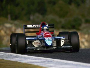 1993 Jordan Grand Prix Hart V10 193