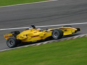 Jordan Grand Prix Toyota V10 EJ15 2005