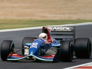 Jordan Grand Prix Yamaha V12 192 1992