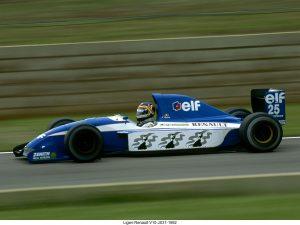 Ligier Renault V10 JS37 1992