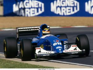 Ligier Renault V10 JS39 1993
