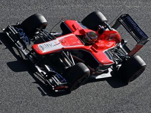 2013 Marussia F1-Team Cosworth MR02