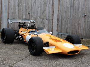 1970 McLaren Ford Cosworth V8 M14A