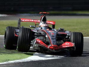 McLaren Mercedes V8 MP4-22 2007