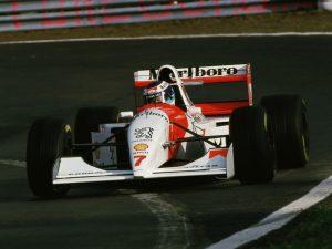 McLaren Peugeot V10 MP4-9 1994