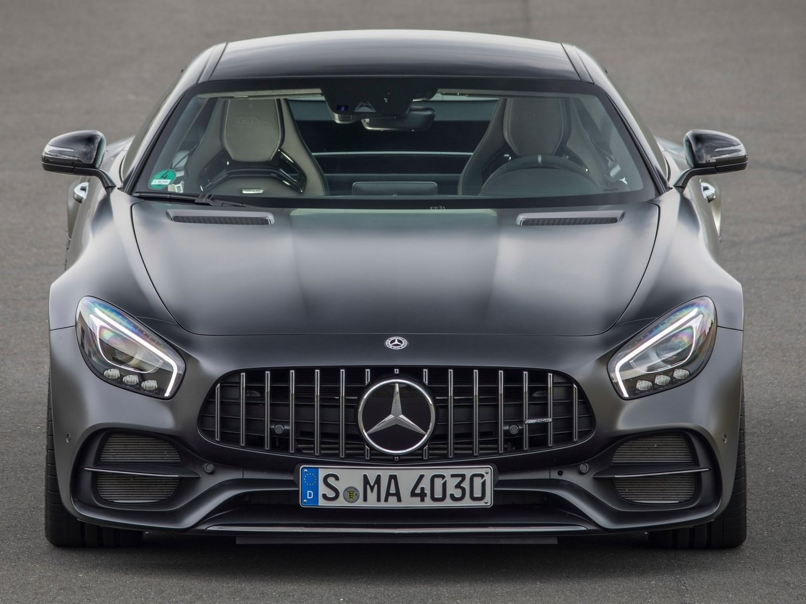 Mercedes AMG GTC Edition 50 2018