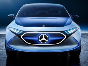 Mercedes EQA Concept 2017