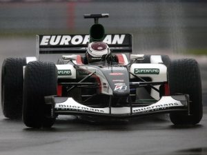 Minardi Cosworth V10 PS03 2003