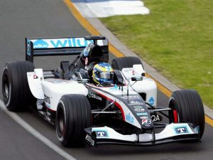 Minardi Cosworth V10 PS04 2004