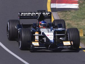 Minardi European V10 PS01 2001