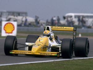 Minardi Ford Cosworth V8 M189 1989