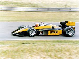 Minardi Motori Moderni V6 Turbo M187 1987