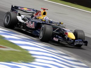 2006 Red Bull Racing Ferrari V8 RB2