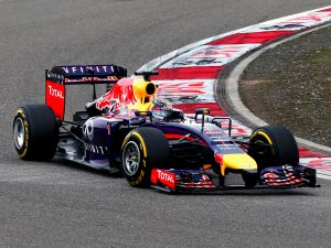 Red Bull Racing Renault V6 Turbo RB10 2014