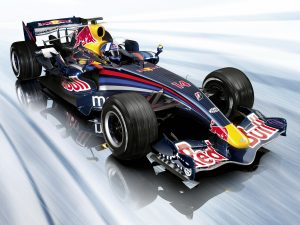 2007 Red Bull Racing Renault V8 RB3