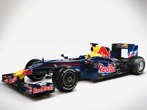 Red Bull Racing Renault V8 RB5 2009