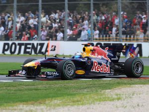 2010 Red Bull Racing Renault V8 RB6
